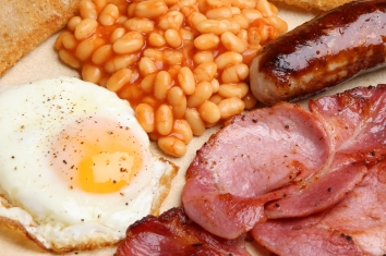 Crawford adjuster Steve Smout bought countless English breakfasts