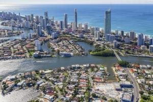 Queensland's coast