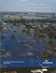 10 Years after Hurricane Katrina: A Retrospective on Claims Handling