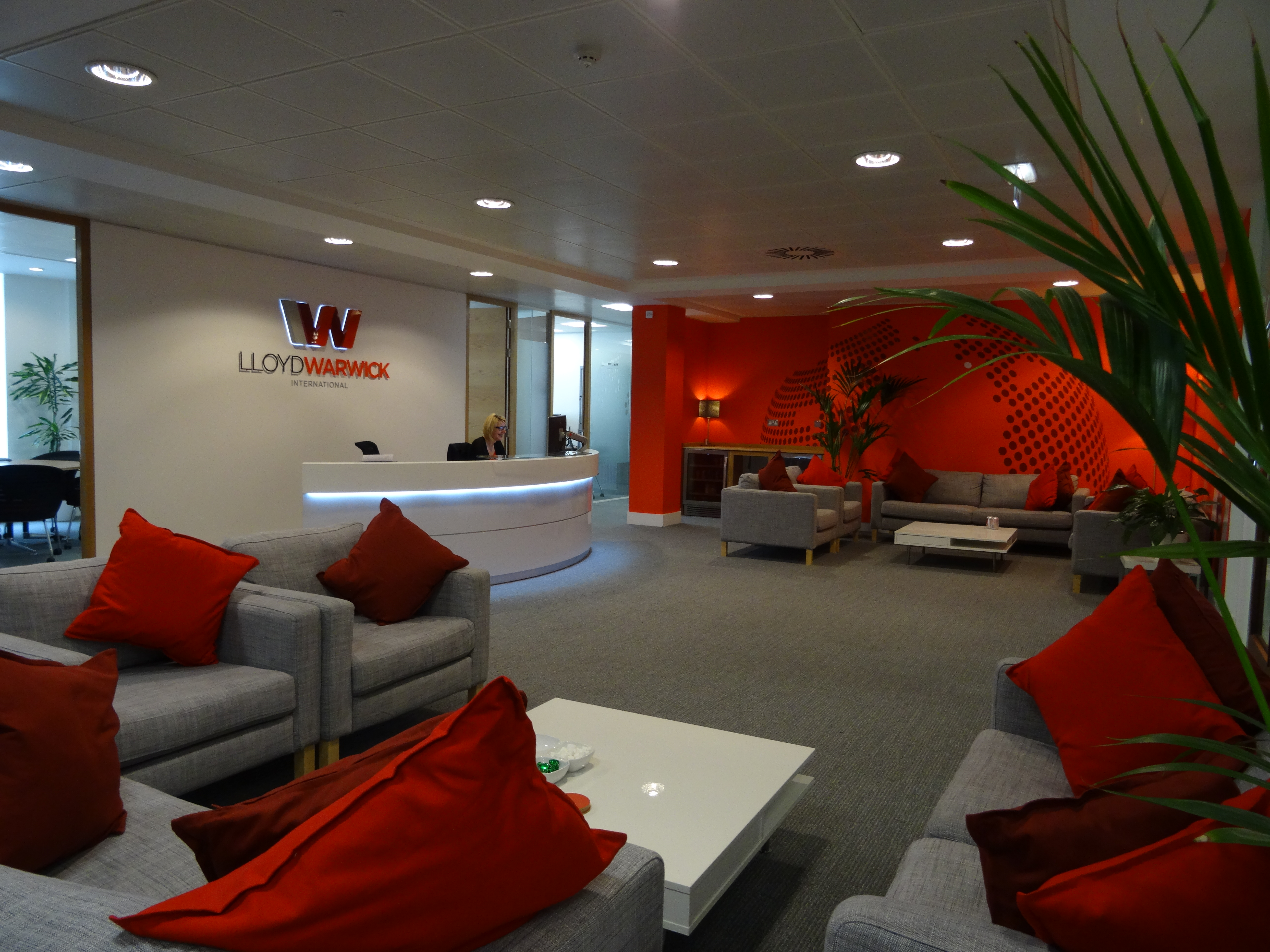 London Based Lloyd Warwick International Is A Dynamic And Integral Part Of  The Crawford U0026 Company Family.