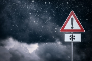 Do you know your winter weather terms? Photo credit: trendobjects via istockphoto.com