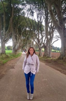 Fionnuala Mullen recently transferred from Crawford UK to Crawford Australia
